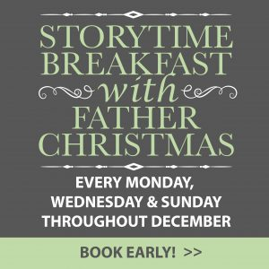 Storytime breakfast with father Christmas Beadlam Grange December 2021