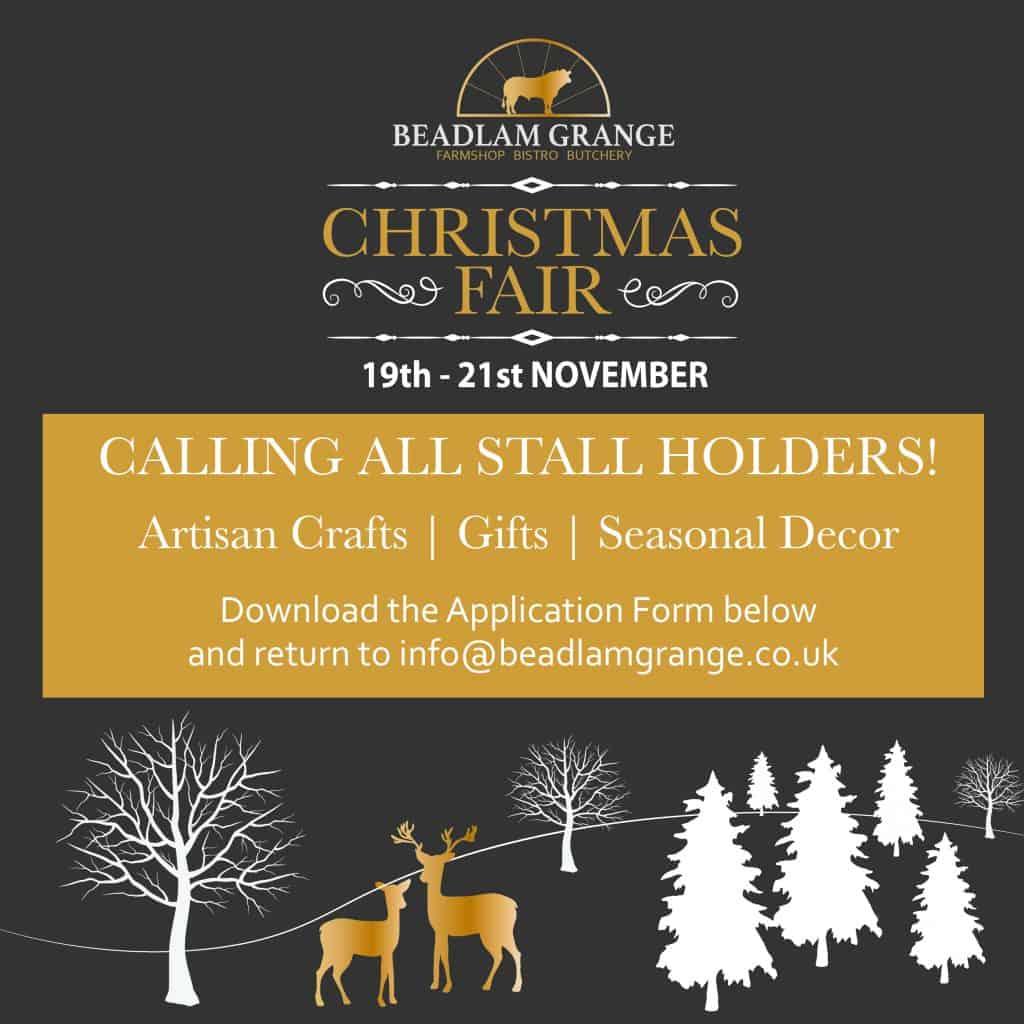 Beadlam-Grange-Christmas-Fair-Stall-Holder-Invitation
